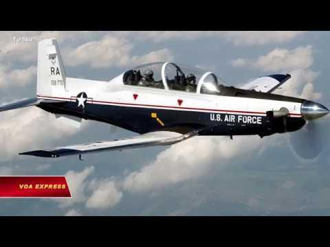 Việt Nam 'mua' máy bay trinh sát và huấn luyện của Mỹ (VOA)