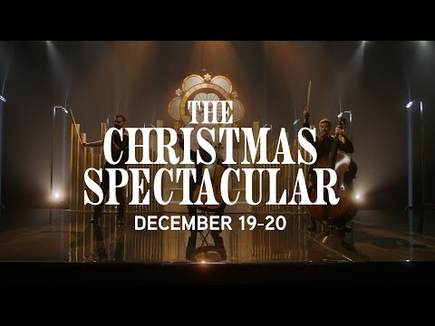 WATCH THE TRAILER  Hillsong Christmas Spectacular 2020 Online