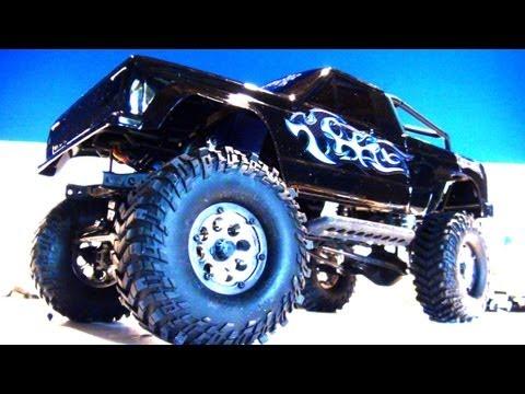 RC ADVENTURES - THE BEAST, UPDATE! Jeep Comanche Scale 4X4 OFF ROAD TRUCK - Axial SCX10 - UCxcjVHL-2o3D6Q9esu05a1Q