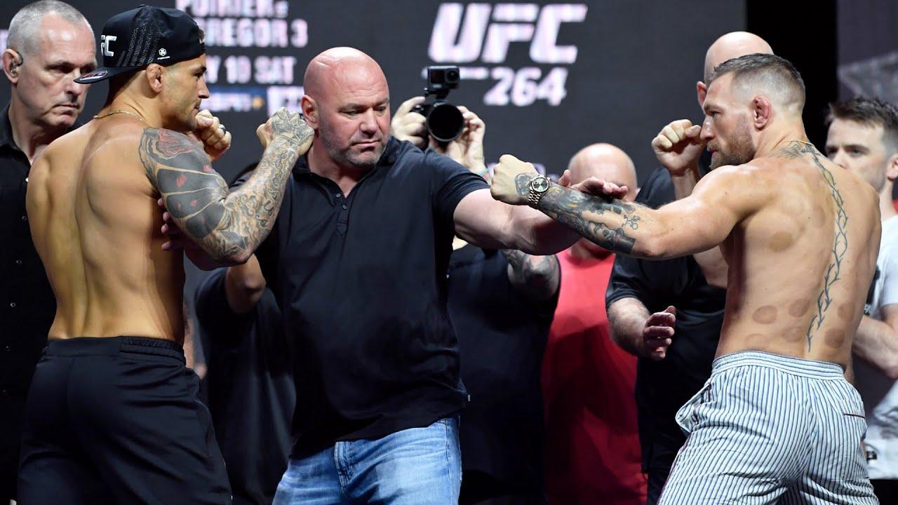 UFC 264: Final Faceoffs