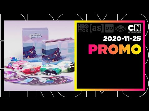 """Cartoon Network - 📀 """"Steven Universe: The Complete Collection"""" promo 📀"""