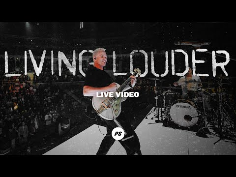 Living Louder  Glory Pt. Two  Planetshakers Official Music Video
