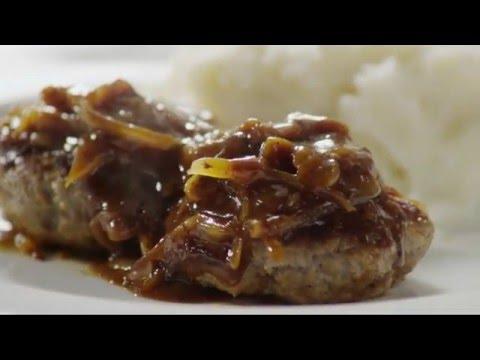 How to Make Hamburger Steak with Onions and Gravy | Beef Recipes | Allrecipes.com - UC4tAgeVdaNB5vD_mBoxg50w