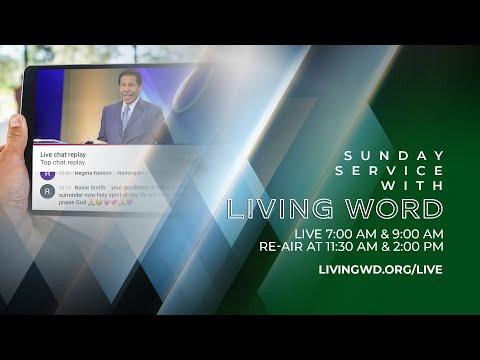 Sunday Morning 9 AM Service  Sunday, February 21, 2021