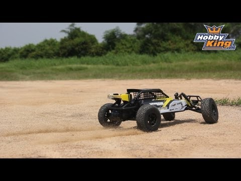 HobbyKing Daily - Turnigy 1/10 Brushless 2WD Desert Racing Buggy Test Runs - UCkNMDHVq-_6aJEh2uRBbRmw