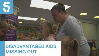Disadvantaged children are less likely to take part in after school clubs | 5 News