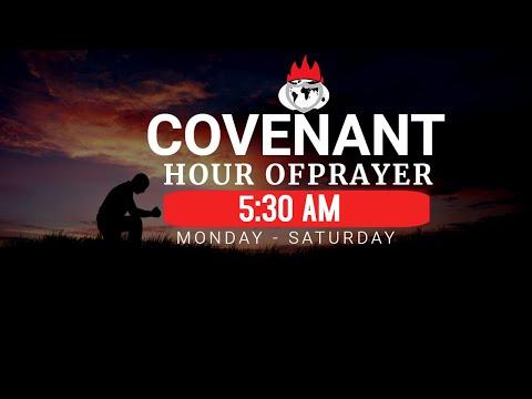 COVENANT HOUR OF PRAYER  8, SEPTEMBER  2021 FAITH TABERNACLE