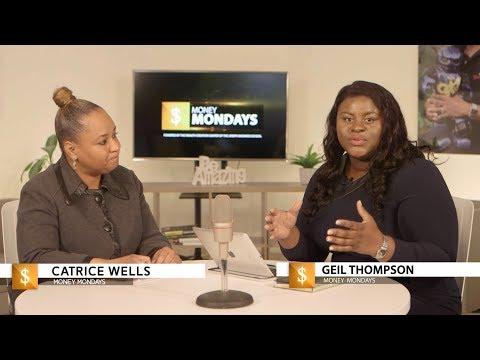 JBS Money Mondays with Catrice Wells