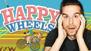 IT'S BACK & STILL HILARIOUS!! | Happy Wheels #1