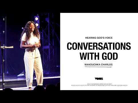 Manouchka Charles  Hearing God's Voice: Conversations with God