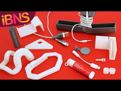 Top 10 Life Hacks - 3D Printed Edition - Awesome 3D Prints - UCqawM4BZvk9oa0x5nV2Svlw