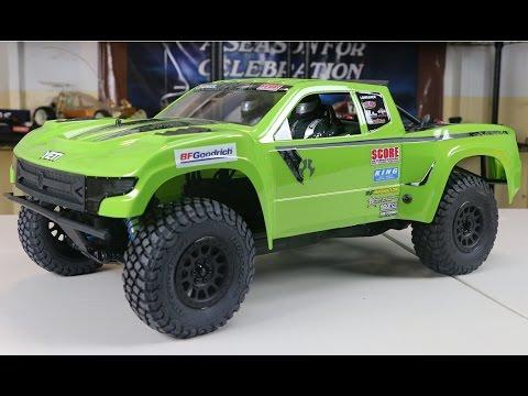 Axial Yeti SCORE RTR RC Trophy Truck - UC2SseQBoUO4wG1RgpYu2RwA