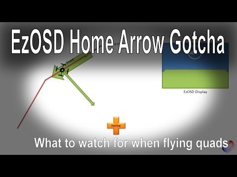 Immersion RC EzOSD direction to home arrow gotcha - UCp1vASX-fg959vRc1xowqpw