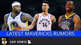 Mavs Rumors: Danny Green Free Agency, Possible Andre Iguodala Trade & No Interest In Boogie Cousins?