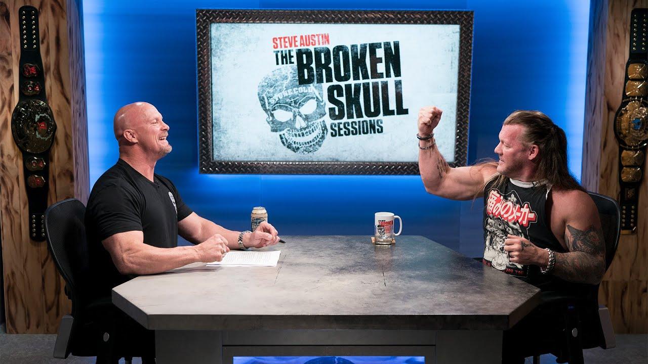 Chris Jericho and Haku's wild airport brawl: Broken Skull Sessions extra
