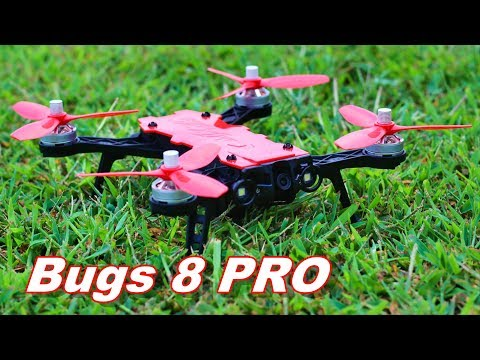 MJX Bugs 8 Pro - Powerful 3S Brushless Beginner to Intermediate ACRO Drone - TheRcSaylors - UCYWhRC3xtD_acDIZdr53huA