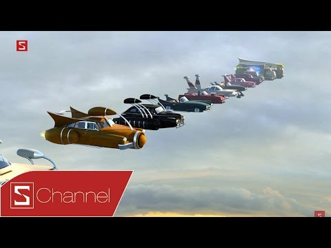 Schannel - Công nghệ đã thay đổi thế giới như thế nào: Ôtô đã thực sự biết bay? - UC9Pj0EUibBF295jWHRSDJqg