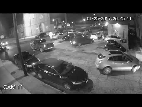 Cleveland gang-related shootout captured on video - UCJkc1COQO0WiZ2CI7dRdwAQ