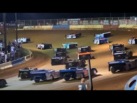 9/2/2021 World of Outlaws Late Models Main Event Cherokee Speedway - dirt track racing video image
