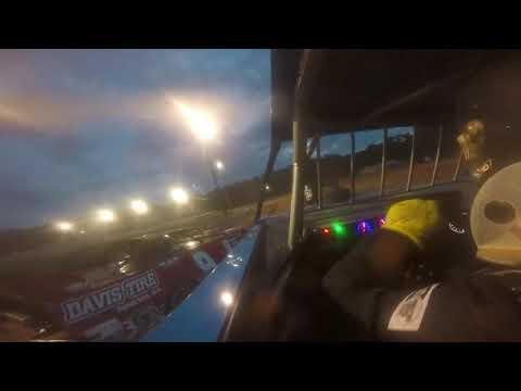05/28/29 Josh Nelms go pro heat race from Oglethorpe Speedway Park - dirt track racing video image