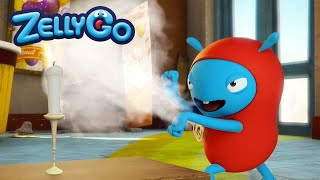 ZellyGo - Superpower Gogo | HD Full Episodes | Cartoons for Kids | WildBrain Cartoons