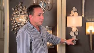 Video: Corbett Sconces
