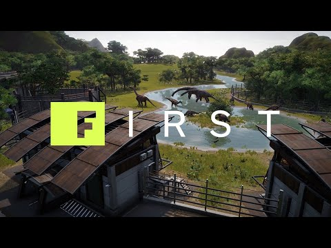 Maintaining Order in Jurassic World Evolution (Developer Diary) – IGN First - UCKy1dAqELo0zrOtPkf0eTMw