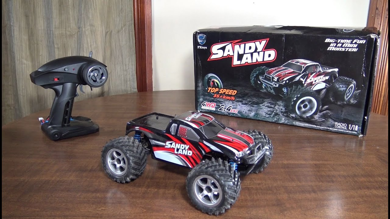 PX Toys - Sandy Land - Review and Run | FpvRacer.lt