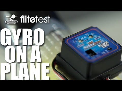 Flite Test - Gyro on a Plane - FLITE TIP - UC9zTuyWffK9ckEz1216noAw
