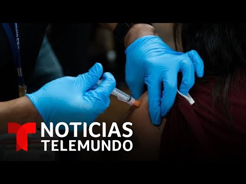 Texas ofrecerá a indocumentados la vacuna contra COVID-19 | Noticias Telemundo