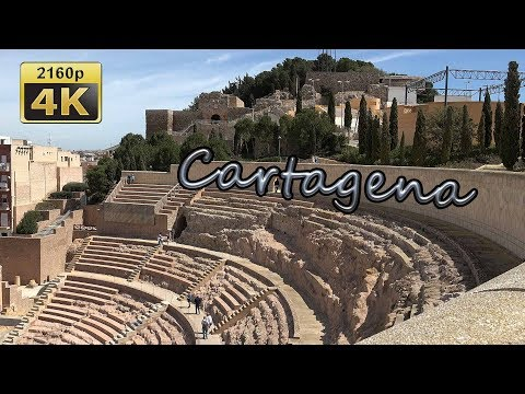 Cartagena, a short visit - Spain 4K Travel Channel - UCqv3b5EIRz-ZqBzUeEH7BKQ