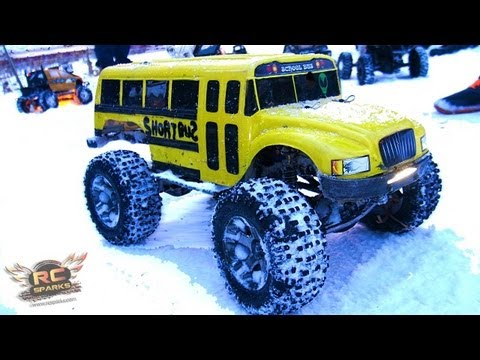"""RC ADVENTURES - 13 RC 4X4 Trucks - """"In to the Core"""" Pt 1 - Inspired UrbanRCLA, & the RC 4X4 Hobby! - UCxcjVHL-2o3D6Q9esu05a1Q"""