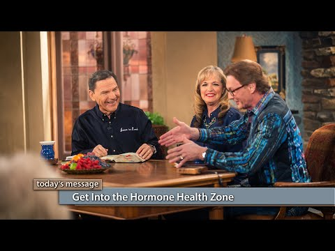 Get Into the Hormone Health Zone