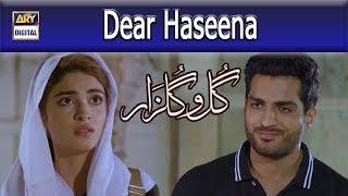 Gul-o-Gulzar   Dear Haseena   Best Scene   ARY Digital