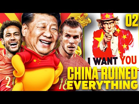 China Ruined Everything Career Mode Ep 2: China's 50 Cent Army Trying to Censor Me!