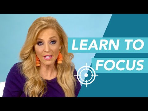 No More Distractions  How To Get Your Focus Back