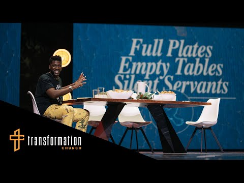 Full Plates, Empty Tables, Silent Servants // Who's the Minister Here? (Part 3) (Michael Todd)