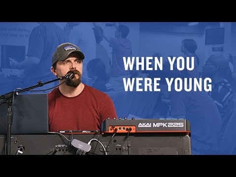When You Were Young -- The Prayer Room Live Moment