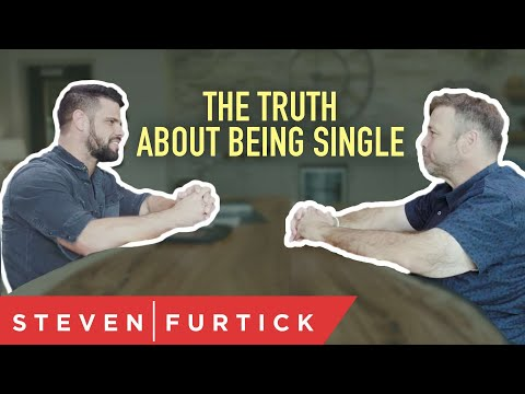The Truth About Being Single: A Conversation with Donald Miller  Pastor Steven Furtick