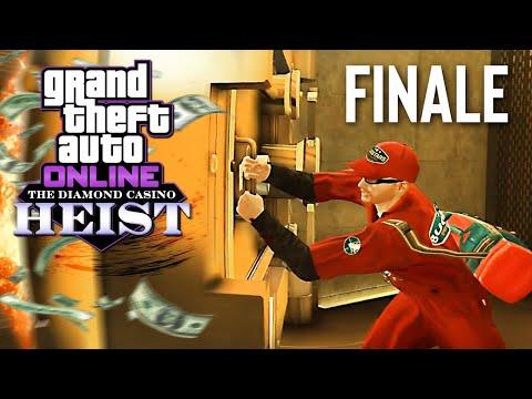 New DIAMOND CASINO HEIST, Finale! (GTA 5 Online Heists DLC) - UC2wKfjlioOCLP4xQMOWNcgg