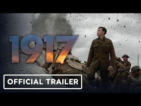 1917 - Official Trailer #2 (2019) Benedict Cumberbatch, Colin Firth - UCKy1dAqELo0zrOtPkf0eTMw