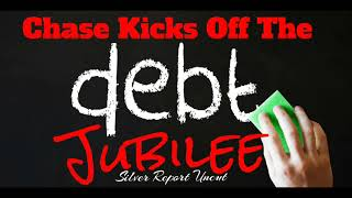Debt Jubilee Begins At Chase Bank, All Credit Card Debt Forgiven! And Rabobank's 81% Recession Odds