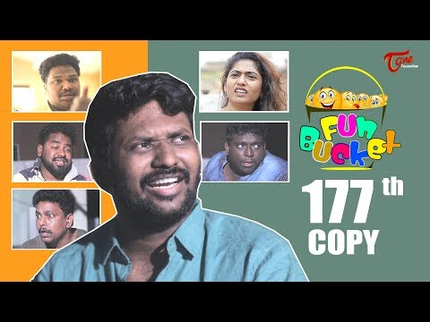 Fun Bucket | 177th Episode | Funny Videos | Telugu Comedy Web Series | Harsha Annavarapu | TeluguOne