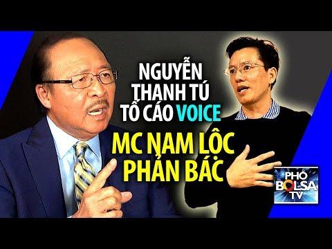 Nguyễn Thanh Tú tố cáo VOICE đưa người lậu vào Canada, MC Nam Lộc phản bác