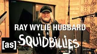 Ray Wylie Hubbard: Behind the Scenes   Squidbillies Theme Song   adult swim