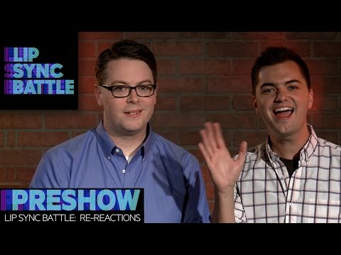 Re-Reactions: Greg and Elliott Read Your Comments   Lip Sync Battle - UCjzEF5kUZypUftfHD1MKuCg