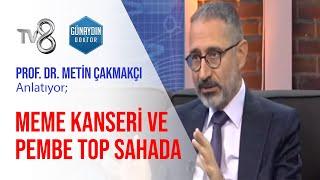 Prof. Dr. Metin Çakmakçı - Meme Kanseri ve Pembe Top Sahada - TV8 Günaydın Doktor