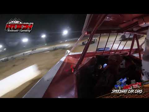 Winner #11 Jeff Watson - Pro-Late Model - 7-9-21 Rockcastle Speedway - In-Car Camera - dirt track racing video image