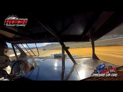 #7 Kyle Neat - Open Wheel - 7-9-21 Rockcastle Speedway - In-Car Camera - dirt track racing video image
