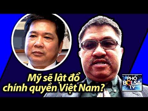 Trịnh Quốc Thiên & Cù Huy Hà Vũ: Chính phủ Mỹ sẽ lật đổ chính quyền Việt Nam?